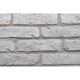 Kamen dekorativni Stara cigla 031 bijela