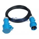 Produžni kabel 0654 5m H05RR-F 3x2,5 /5m