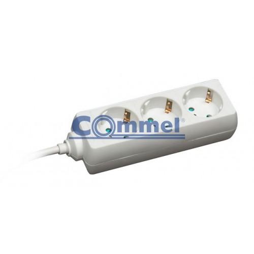 Produžni kabel 0808 3/10m bijeli