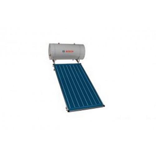Bosch termosifonski solarni paket 200 L kosi krov