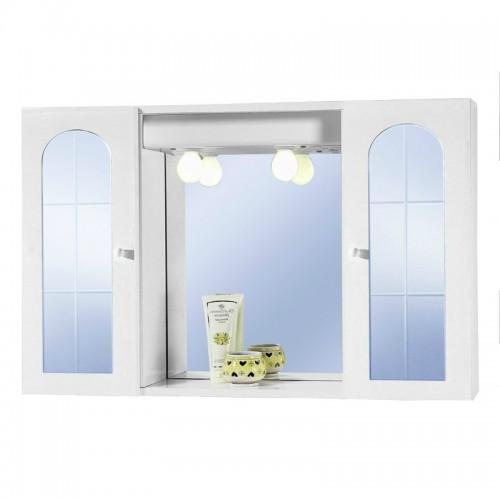 Kupaonski ormarić sa ogledalom i rasvjetom Sirio 25903847(176)