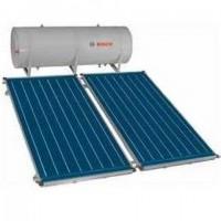 Bosch termosifonski solarni paket 300 L kosi krov