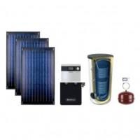 Buderus solarni paket Topas 3R ravni krov