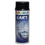 CAR'S metallic crni 400ml