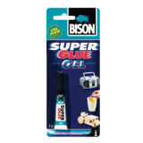 Bison Super glue gel L0404040 915978
