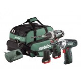 Combo set Metabo 2.3 10,8 V - BS + SSD