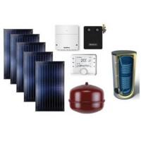 Buderus solarni paket za podršku sustavu grijanja Topas VG - FS ATTD 800