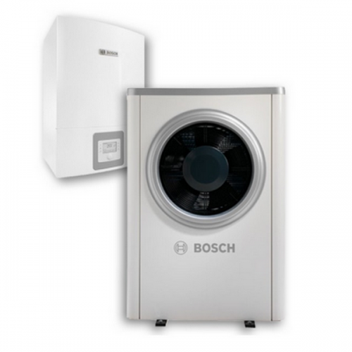 Bosch dizalica topline zrak/voda Compress 6000 AW - 9KW/AWE