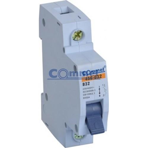 Automatski osigurač 16 A 1P B 465-016