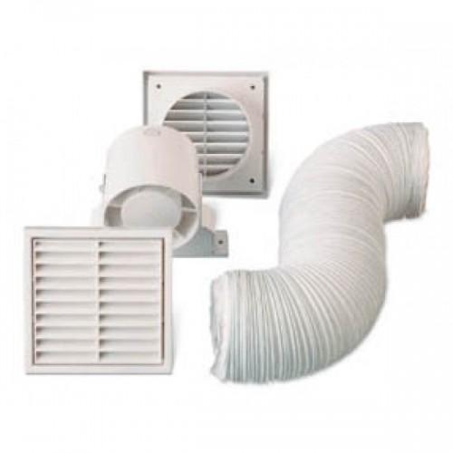 Ventilator CATA ugradbeni DUCT IN-LINE 100/270