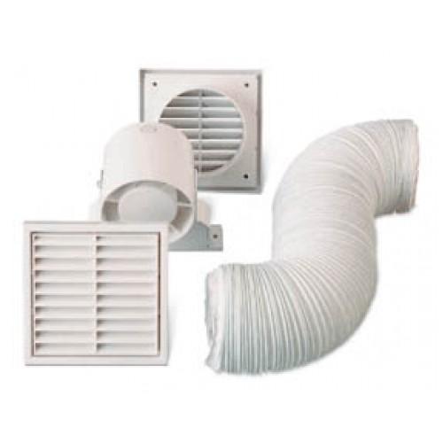 Ventilator CATA ugradbeni DUCT IN-LINE 125/320
