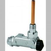Heimeier dvocijevni radijatorski ventil ravni E_Z 3878.02-000