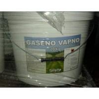 Vapno gašeno PVC kanta 20 kg