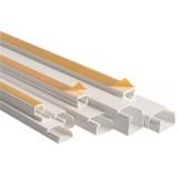 Kanal PVC instalacijski samoljepljivi sa poklopcem (1m) 10x10