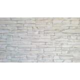 Kamen dekorativni Luna 021 bijela