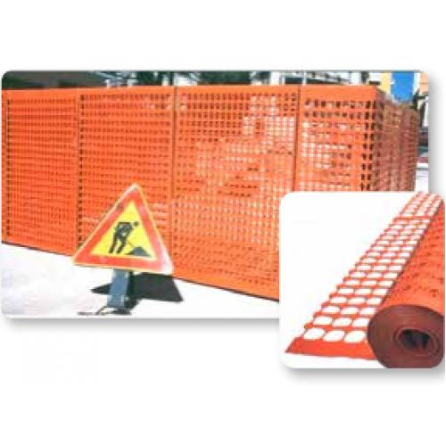 Mreža za ograđivanje gradilišta 1,5x50 - 775