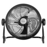 Ventilator podni Proklima Ø30, crni, ručka za prijenos, nagibni kut 120° (176-26472669)