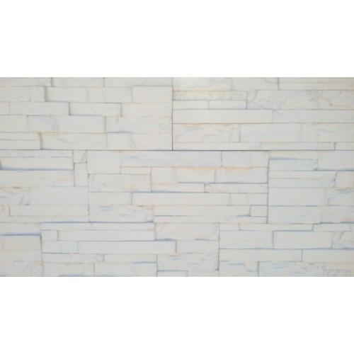 Kamen dekorativni Seget 053 bijeli