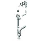 Sifon za sudoper 30196 Lož jednostruki