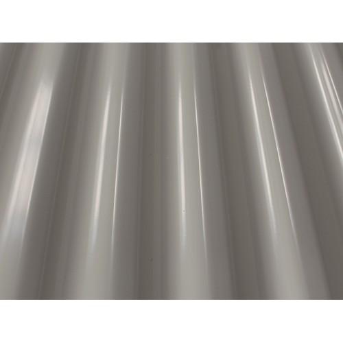 Krovna ploča Gutta plastika Guttaeco siva 2000x1104x1,6 mm