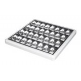 LED raster svjetiljka nadgradna, 4xT8, 60cm, 345-602