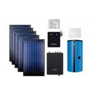 Buderus solarni paket za podršku sustavu grijanja Topas VG - FS PNR 750