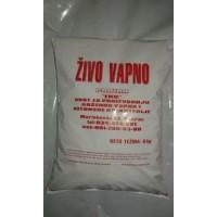 Vapno živo PVC vreća 5 kg
